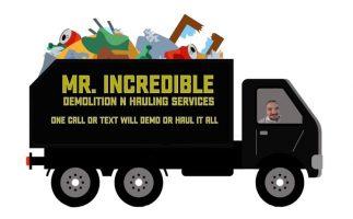 MR. Incredible Hauling & Demolition Services