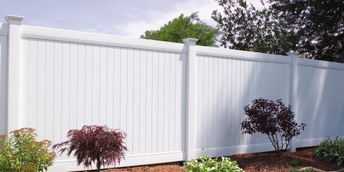 New Privacy Fence - Free Estimate